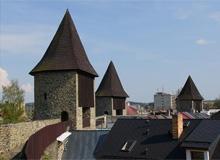 Gotické opevnění