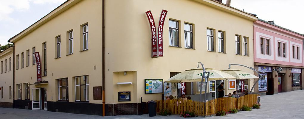 Hotel THT Polička