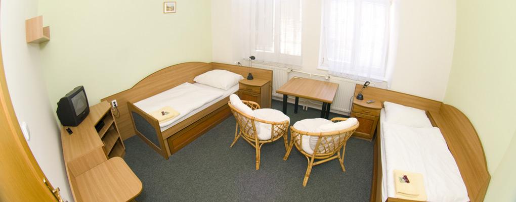 Ubytování v hotelu THT Polička